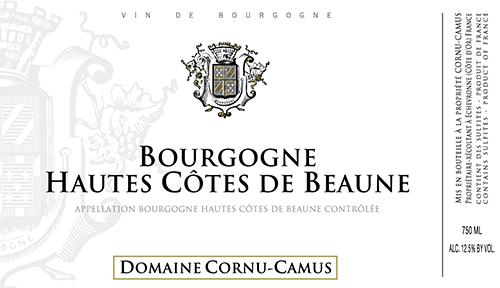 Domaine cornu camus grands vins de bourgogne for Haute cote de beaune
